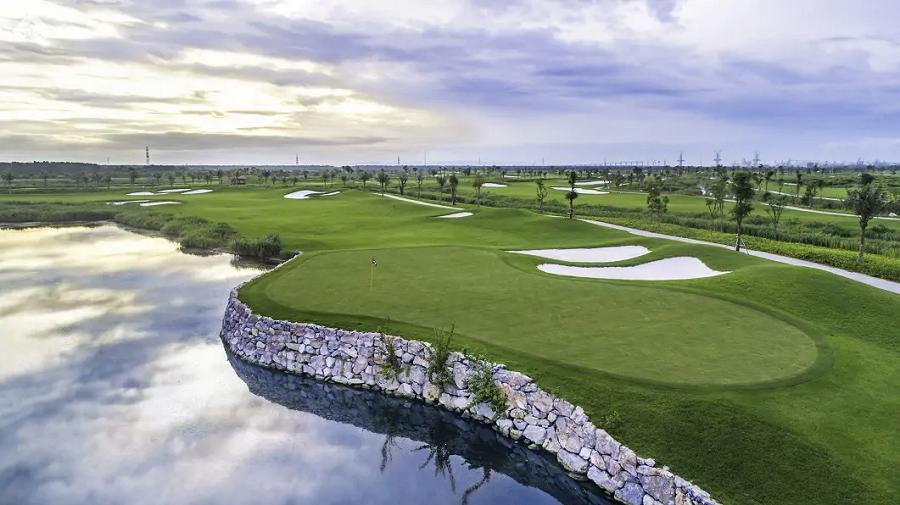 Sân Golf đẳng cấp Dragon Ocean